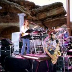 Cornelius Bumpus at Red Rocks