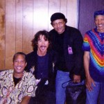 w/ Neville Brothers