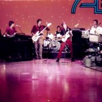W/ Pat Simmons, American Bandstand 1983